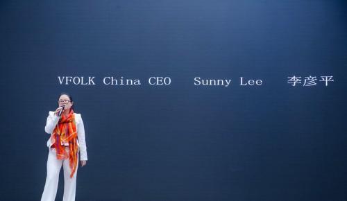 VFOLK团队硅谷三年沉淀 近期携新品亮相中国展会