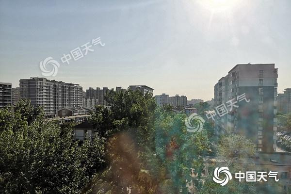 """小长假""""温暖""""开场今日北京最高温27_北京-长假-气温-"""