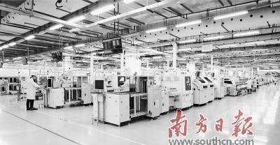 世界级产业集群在东莞加速崛起