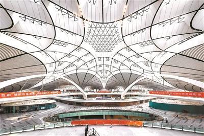 大兴机场真机试飞定在下周一 三大航司参与在线配资网试飞