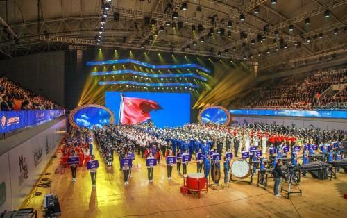 皇家爱丁堡军乐节表演团历史性到访上海 2019