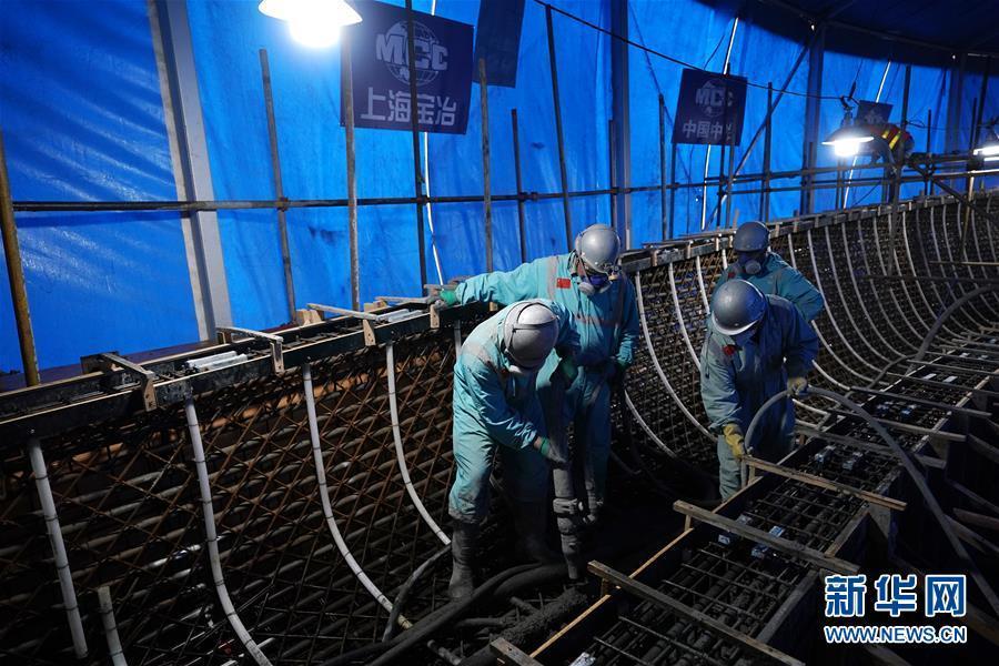 (体育)(20)2022年北京冬奥会场馆建设加快推进