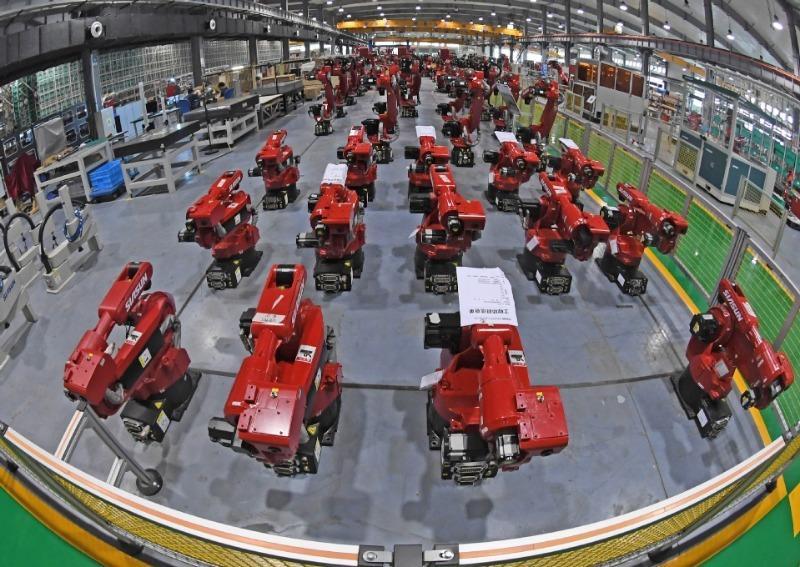 """东北新经济推动高质量发展 港媒:中国""""锈带""""开始闪光"""