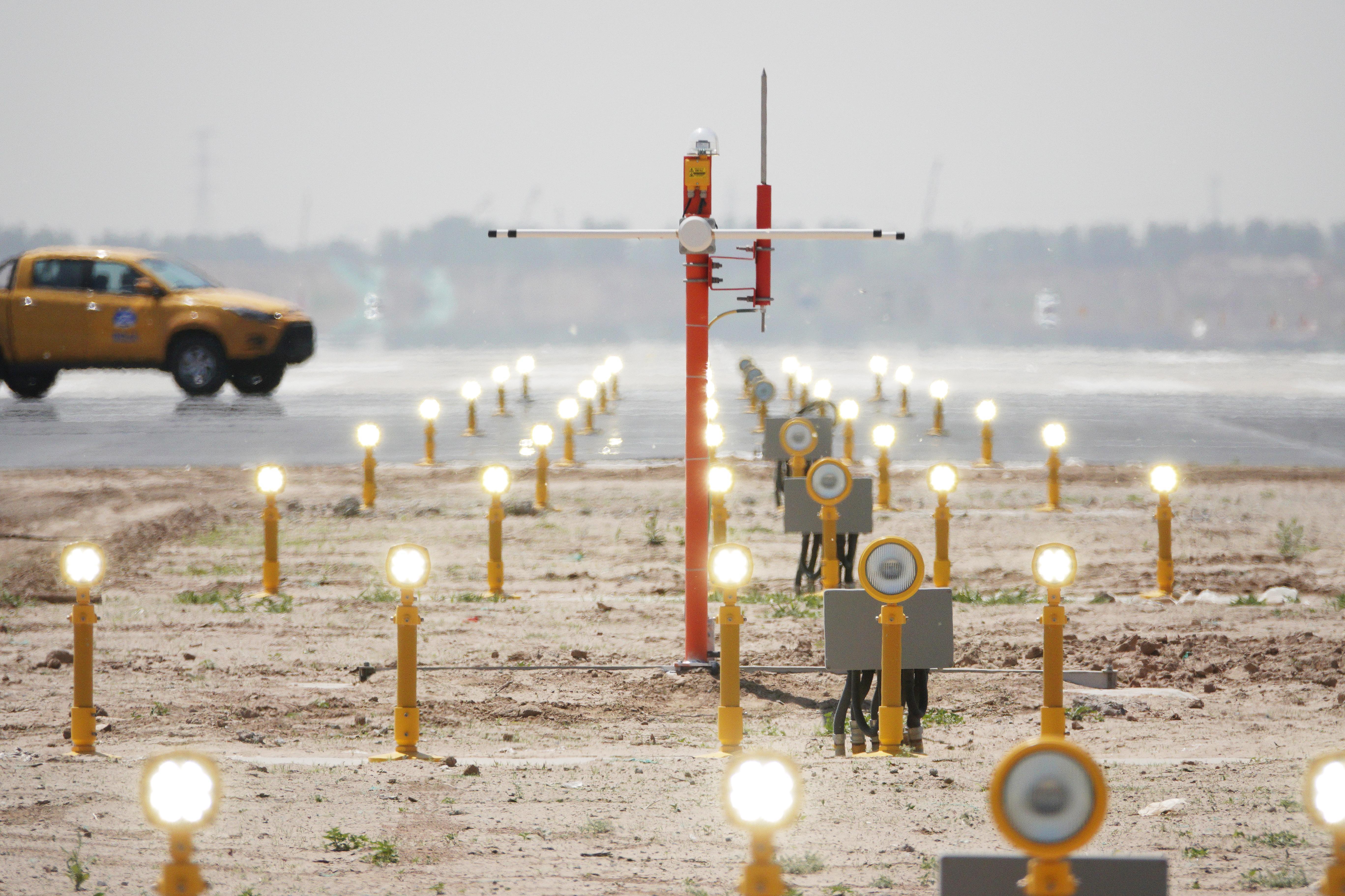 北京大兴国际机场将迎真机试飞 要验证哪在线配资网些飞行程序?