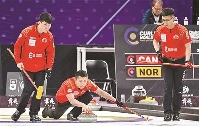 一日两胜晋级决赛 中国冰壶男队创造历史,b小调雨后 歌词