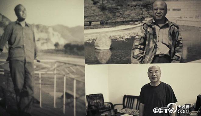 秦家两代三人均做水文工作
