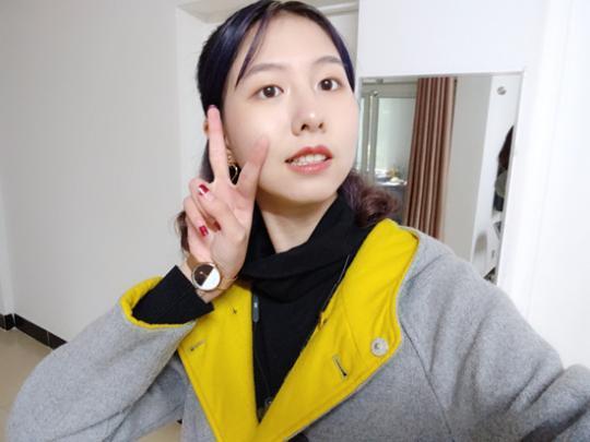 """""""嗨,我是见义勇为的崔译文""""!"""