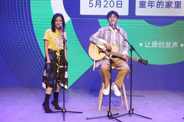 浙江年中音乐盛典发布会 周杰伦郑钧等为原创发声