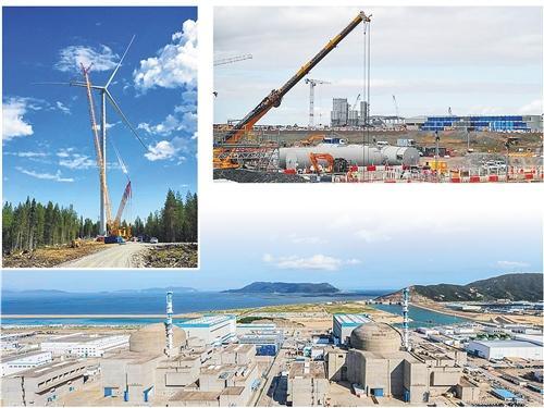 """炒股配资""""一带一路""""项目顺利推进  中广核深耕国际清洁能源市场"""