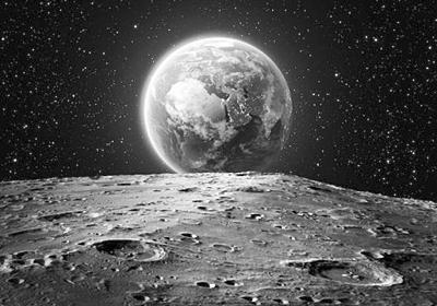 德国科学家首次将地球上水的起源与月球的形成联系起来