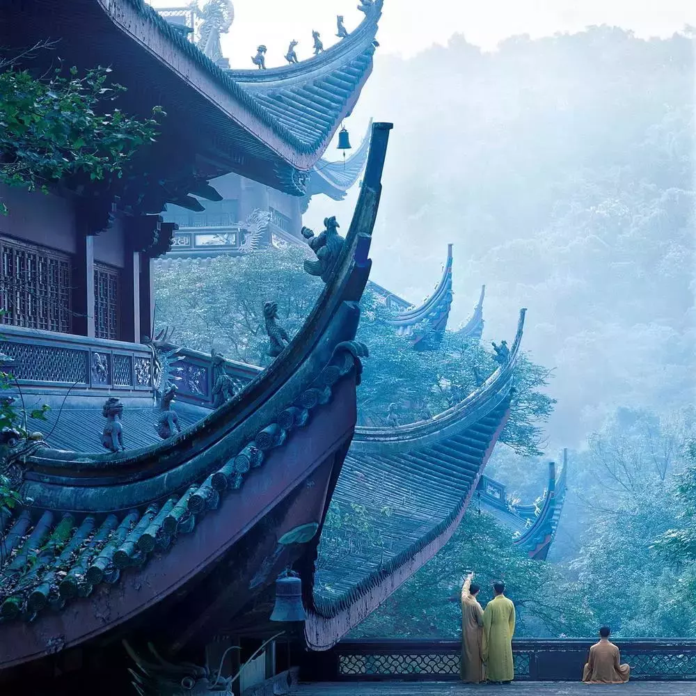 """【江山多娇】水光潋滟 湖光山色 """"浙""""里如此多娇-诚信在线下载"""