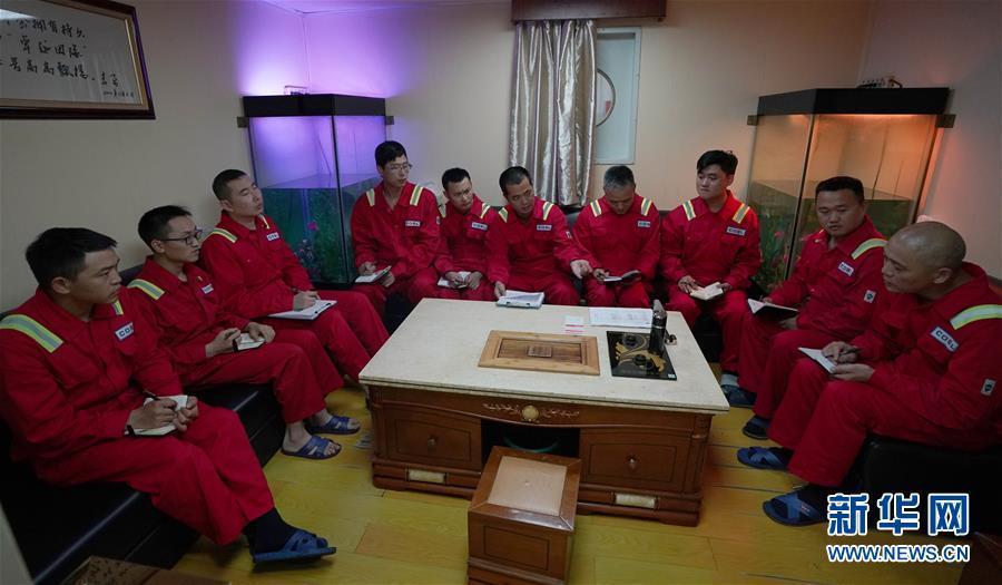 """(壮丽70年·奋斗新时代)(11)""""南海二号""""——不老的传奇"""