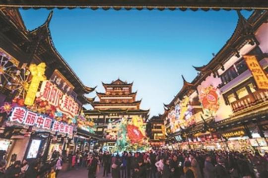 """中国""""夜经济"""":夜幕降临,生活才刚刚开始"""