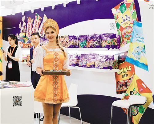 中俄经贸合作质量连配资平台年攀升