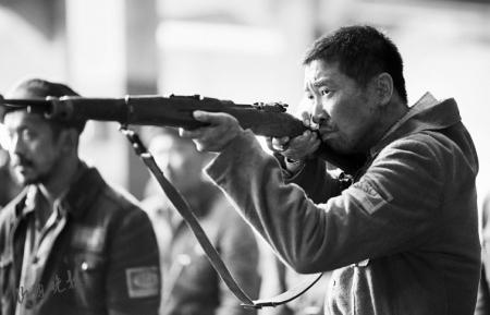 《八佰》1∶1实景还原抗日战场