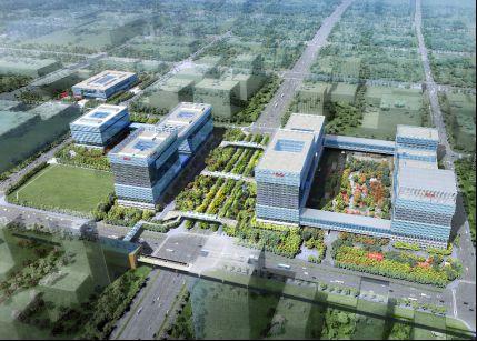 京东集团最大职场53万平方米规划曝光 研发制造中心618后启用