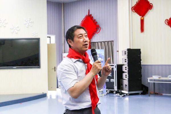 """""""藍色暢想""""海洋科普進校園活動在京啟動"""
