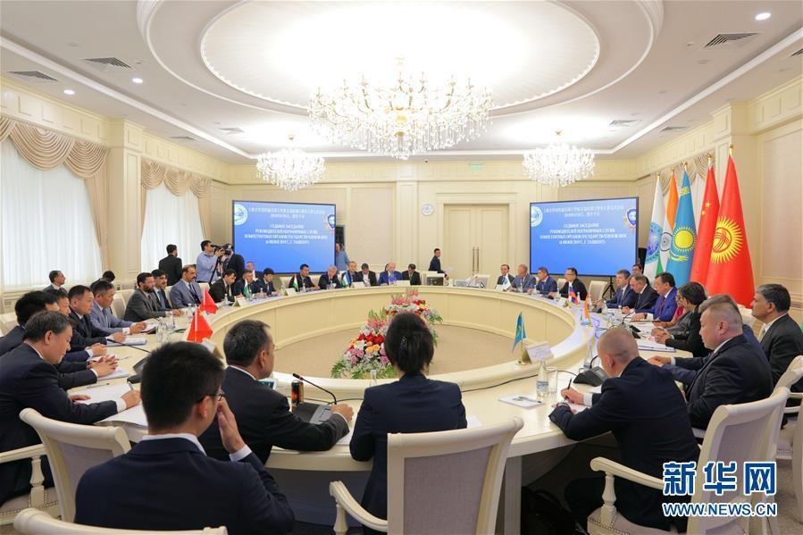 上合组织成员国边防部门领导人会议在塔什干举行
