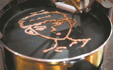 3D打印已经进入食品配资公司餐饮领域了,你想吃吗?