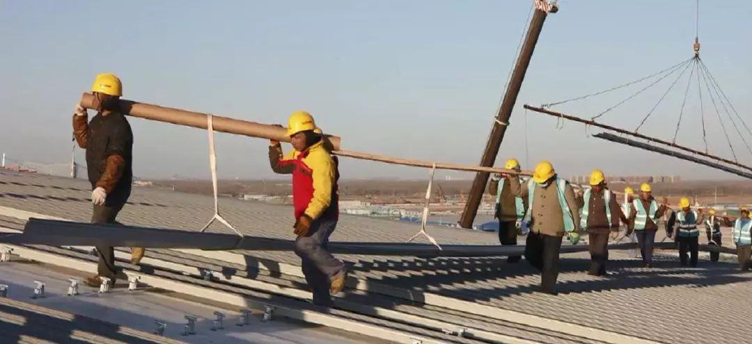 解密北京大兴国际机场机场建设