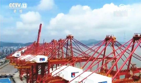 海关总署:中国与新兴市场国家外贸增速明显