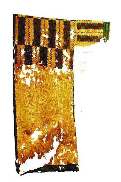 中国最早的竖琴、面包实物……探访吐鲁番洋海墓地