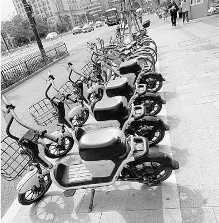 共享单车潮起又潮落 共享电动车来势汹汹
