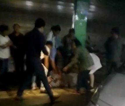 巴中一男子因情感纠纷持刀捅伤4人 嫌疑人当晚被抓获