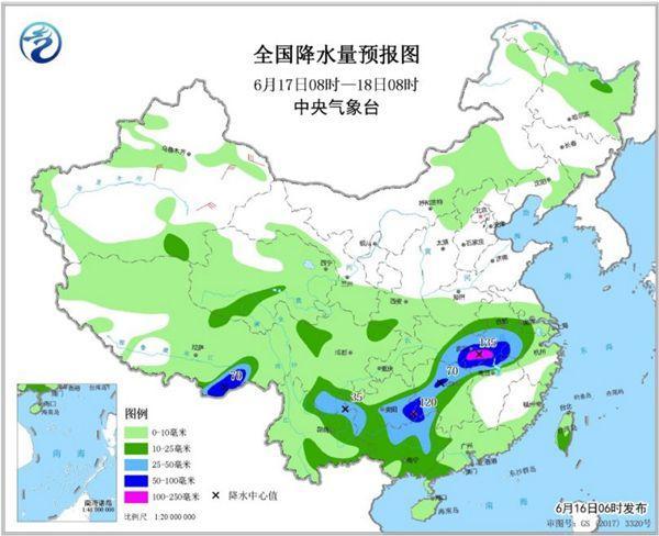 """华北黄淮等温""""炙烤"""" 北方局天年夜暴雨"""
