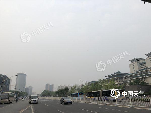 今日至周末北京升温 湿度较大体感闷热