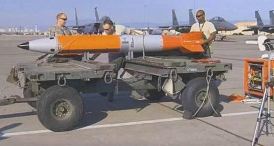 瑞典智库最新报告:美俄坐拥全球90%核弹头