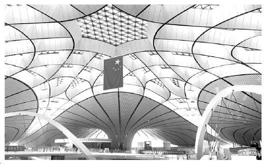 空港示范型海关亮相北京大兴国际机场