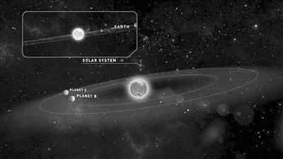 """两颗类地行星""""潜伏""""于12.5光年之外"""