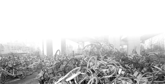 杭州几百辆共享单车集体消失背后深藏着一条黑配资网色产业链