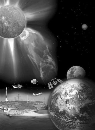 太阳对空间天气有何影响 NASA两项新观测任务将开展深入调查