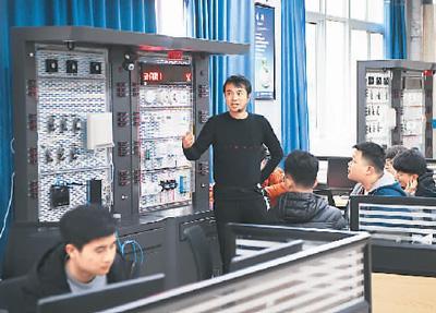 物联网产业的兴起 物联网安装调试员成为热门职业