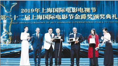 第二十二屆上海國際電影節關鍵詞 屬于電影的動人時刻