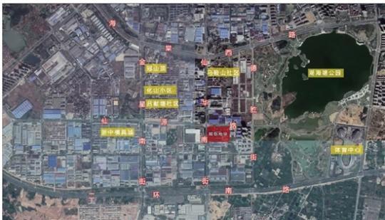 江南再推一宗商住用地 起价5.6亿元