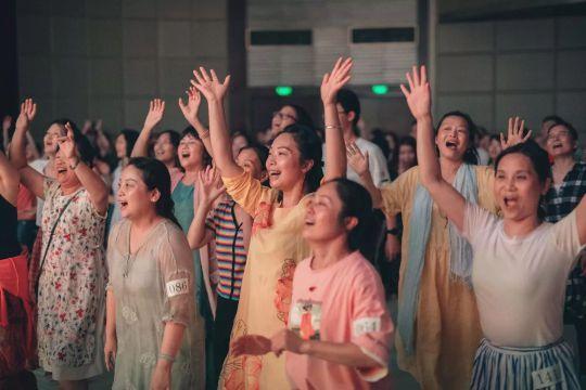 2019国际瑜伽日,蕙兰瑜伽全国多地举办瑜伽冥想音乐盛宴