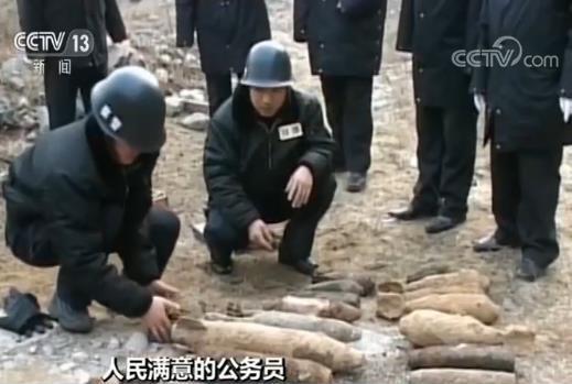 张保国:再危险总得有人干 生死线上的排爆专家