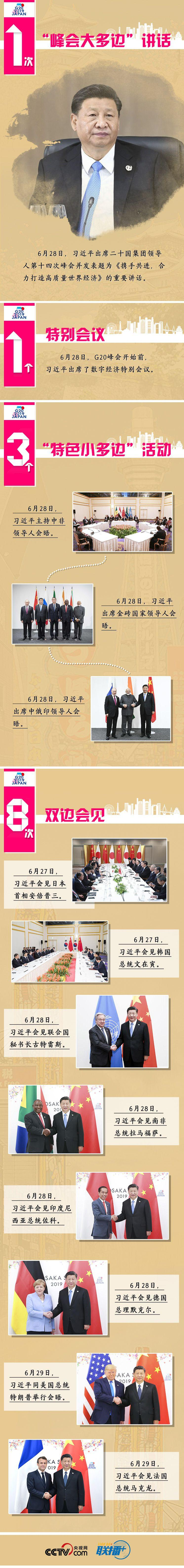 """习近平在G20国际舞台上再一次用坚定最本foganglao地的声音告诉世界:""""中国有信心走好自己的路、办好自己的事"""