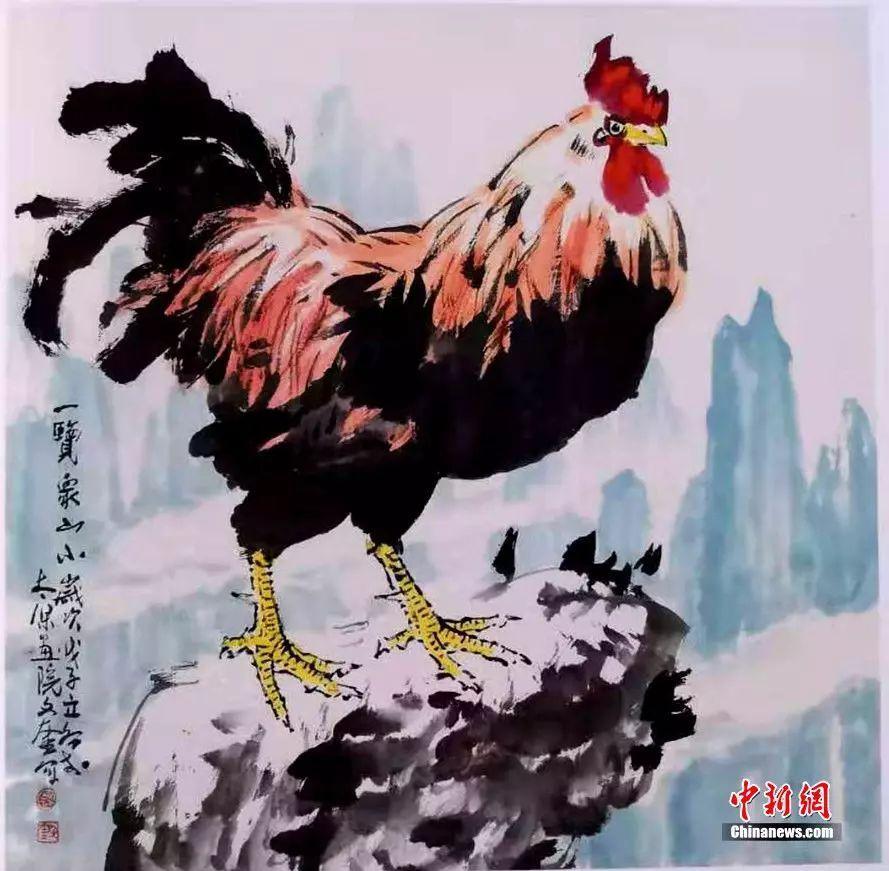 生于1949:農村少年奮斗半生終成國家一級美術師