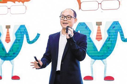 放弃稳定工作 香港青年带着项目赴莞创业