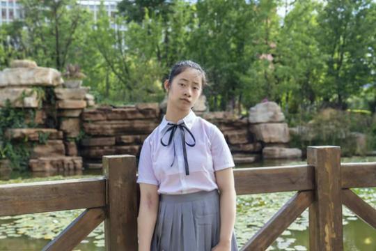 殘疾女孩杜鑫波:從無力到有力