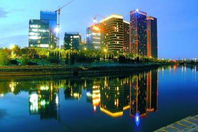 通州呼唤高品质大体量商业中心