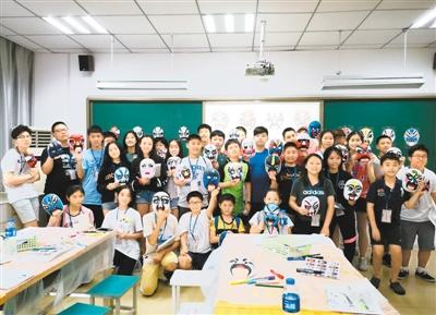 华裔青少年江苏寻根