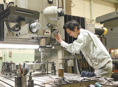 日本部分中小型制造业企业通过技术创新保持竞争力