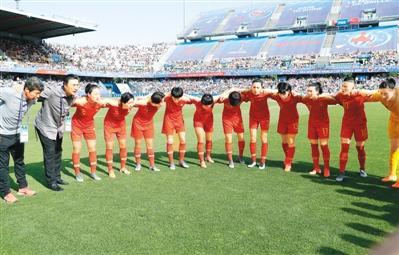 中国女足 差距在哪儿