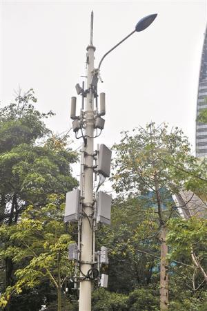 广州今年股票资讯建逾万个5G基站