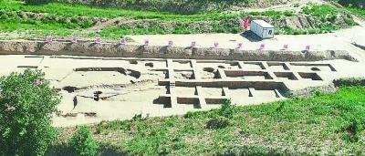 山西吕梁发现大规模史前时期房址